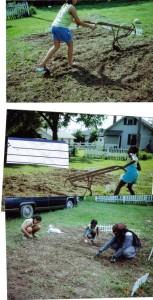 Umrah's grils Planting Rites 2005